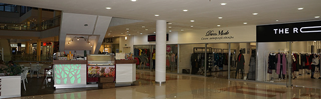 большой салон женской одежды