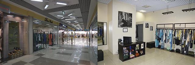 магазин модной одежды в Санкт-Петербурге