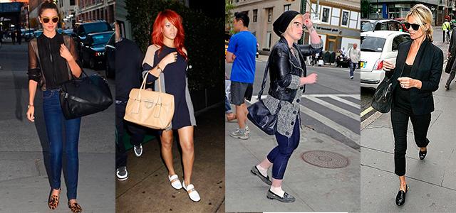 Модные женские лоферы