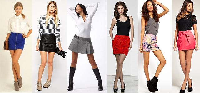 9a2c32482ba Модные мини юбки. Модная юбка мини в Санкт-Петербурге.