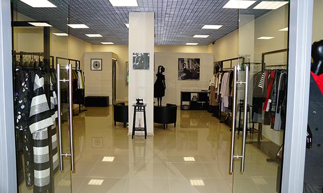 магазин российской дизайнерской одежды